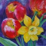 Blumen des Jahres - März