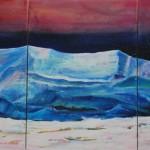 heidi-heiser-_-triptychon-eiswal-_-70x150-_-2010-_-mischtechnik-auf-leinwand